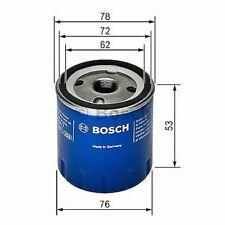 1x BOSCH Ölfilter P3336 0451103336 [3165143187111]