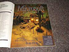 Microsoft Magazine November/December 1995 Vol. 2 Issue 4 Windows 95