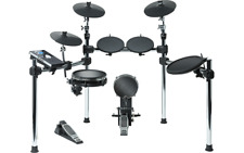 Alesis COMMAND KIT Eight-Piece Drum Kit with Mesh Snare and Mesh Kick NEW!