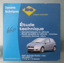Revue technique sur CD l'expert automobile Fiat grande punto 09/2005> 1.4 8v 1.3