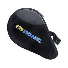 Raqueta de tenis de mesa Bolsa Paleta De Ping Pong Estuche Cubierta Protección Con Bola De Bolsillo
