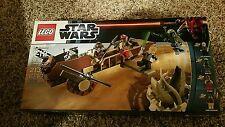 LEGO 9496 DESERT SKIFF NEW IN BOX