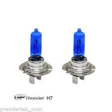 GP Thunder II 7500K H7 Xenon Halogen Headlight Bulb 55W Super White SGP75-H7