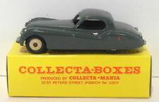 Vintage Dinky 157 - Jaguar XK120 - Green