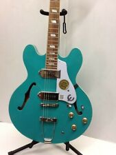 Epiphone Exclusive Casino P90 Electric Guitar Turquoise Electric Guitar
