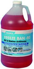 Camco Boat Marine Freeze Ban -50 Degree F Anti-Freeze 1 Gallon Non-Toxic