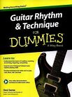 Guitar Rhythm and Technique for Dummies by Consumer Dummies  & Desi Serna signed