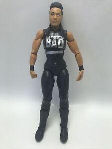 "WWE Tamina Snuka 7"" Mattel Wrestling Figure Collectible aew"