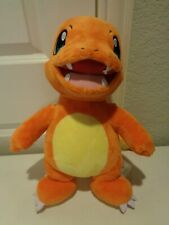 Pokemon Build a Bear - Charmander - BAB Plush Authentic Workshop