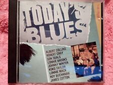 CD - TODAY'S BLUES - VOL. 4  ( TWEEDE-HANDS / USED / OCCASION)