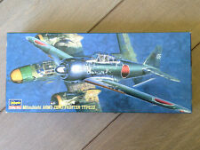"A6M3 Zero Type 22 ""MITSUBISHI fighter"" hasegawa AP15 scala 1:72"