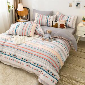 Bedding Set Contains Sheet Duvet Cover Pillowcase Modest Full Twin Queen Bed Set