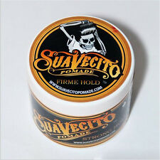 SUAVECITO Pomade Firme Hold Strong Hold 113g. Man Style Wax All Hair Types New