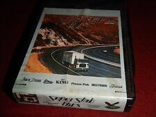 Super Slab Hits Gusto 8-Track Classic 70s Truck Driving Hits Dave Dudley Rare