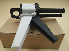 2 Pcs Dental Impression Material Dental Dispensing Gun Dental Dispenser 1:1-R