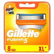 Gillette Fusion 8 Ricambi. Nuove, Sigillate E Originale Gillette.