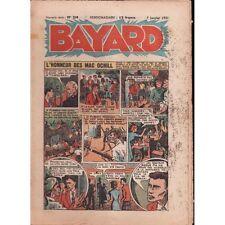 BAYARD L'Honneur des Mac Ochill Le Lion des Cévennes Hebdo 7 janvier 1951 N°214