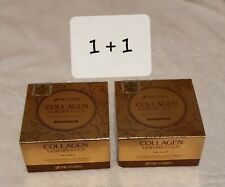 1+1 GOLD COLLAGEN EYE PATCHES, ENRICHED ESSENCE, ANTI AGING WRINKLE, TIGHTEN