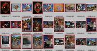 Disney - Disneyland & Disney World Postcards - 27 Total - 22 Different