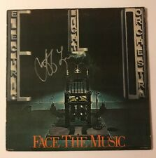Jeff Lynne Signed Electric Light Orchestra Face The Music JSA # R18334 Autograph