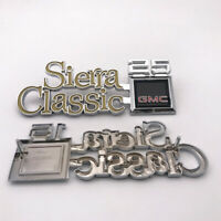 New Car Truck Grille Emblem Badge For GMC Sierra 2500 Classic design