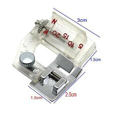 Universal Serger Snap-on Sewing Equipment Adjustable Sewing Machine Presser Foot