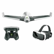Parrot Disco Fixed Wing Drone FPV Kit - CockpitGlasses & SkyController Included