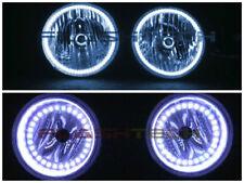 Hummer H2 White LED HALO HEADLIGHT & FOG KIT (2003-2009)