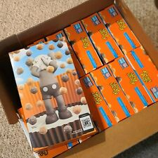 3 LOT:  Kaws X Reese's Puffs Family Size Cereal Box - Limited Edition