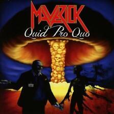 Maverick - Quid Pro Quo - CD NEU