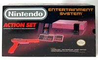 Nintendo Entertainment System NES Action Set Box Only