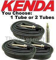 Kenda vrac grossiste revente LOT CASE 50 tubes de vélos 700x28-38C 40 mm Presta
