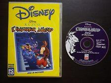 Disney KUZCO L'empereur mégalo : JEU PC CD-ROM (complet, envoi suivi)