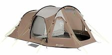 """Outwell Nevada M Deluxe in """"Mocha""""  5 person tent, never un-packed from new."""