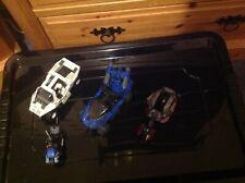 30xMini Halo Figures plus 4 vehicles