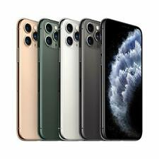 Apple iPhone 11 Pro MAX 6,5 Zoll 16,5cm Super Retina XDR OLED IOS Smartphone