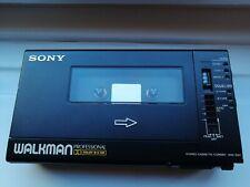 Sony WM-D6C Stereo Professional Cassetten Recorder Walkman mit Tasche