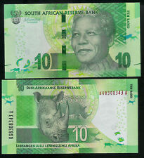SOUTH AFRICA - P138 - 10 RAND - 2016 / 2017 (ND)  ISSUE  - UNC