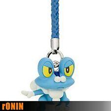FROAKIE - Pokemon XY Netsuke Mascot Charm Keychain portachiavi TAKARA TOMY
