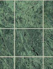 Dollhouse / No-Wax Marble Nile Green Flooring 11-1/2 x 8-3/4 #MH5957