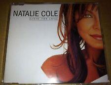 NATALIE COLE Living REMIXES CD single FRANKIE KNUCKLES