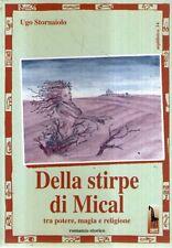 A21 Della stirpe di Mical tra potere magia e religione Stornaiolo 1999
