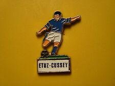 pins pins sport foot football etuz cussey
