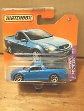 Matchbox Superfast No.2 '08 Holden VE Ute SSV - Blue - Mint/Boxed