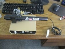 Uniphase:  1103P Laser with Uniphase: 1201-1 Laser Power Supply.  Good Used <
