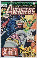 Avengers #140, 141, 142 Marvel Comics