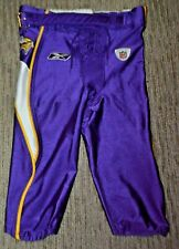 RARE MN Reebok Vikings team issue 2006-2007 NFL pants PURPLE RICHARD OWENS TE 45