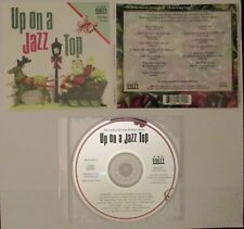 cd: UP ON A JAZZ TOP - BRADLEY WILLIAMS CHRISTMAS