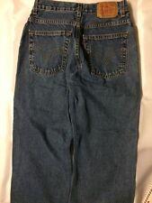 Boy's Levis 567 Jeans Size 14 Regular W 27 X L 27 Loose Boot