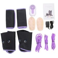 Electric Air Compression Wraps Leg Foot Calf Circulation Ankles Therapy Massage
